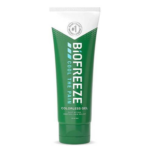Biofreeze Cold Therapy Pain Relief Gel – 3 oz Tube