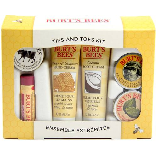 Burt's Bees Tips and Toes Kit – 1 Kit