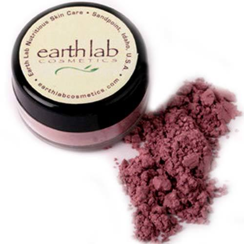 Earth Lab Cosmetics Loose Shimmer Finish Mineral Blush Pink – Pink Crush – 2 grams