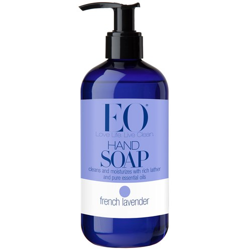 Eo Products Hand Soap French Lavender – 12 oz