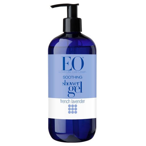 Eo Products Shower Gel French Lavender – 16 oz