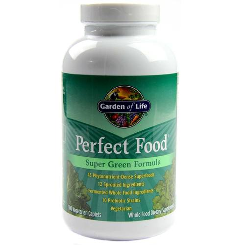 Garden of Life Perfect Food Green Label – 300 Caps