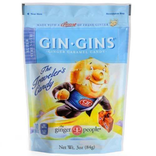 Ginger People Gin-Gins Boost – 24 – 3 oz Bags