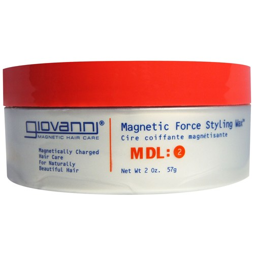 Giovanni Hair Care Products Magnetic Force Styling Wax – 2 oz