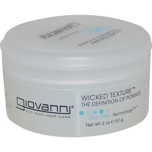 Giovanni Hair Care Products Wicked Wax Styling Pomade – 2 oz