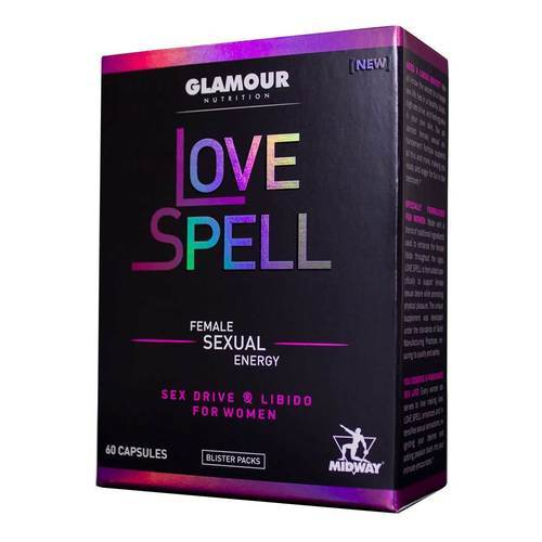 Glamour Nutrition Love Spell – 60 Capsules