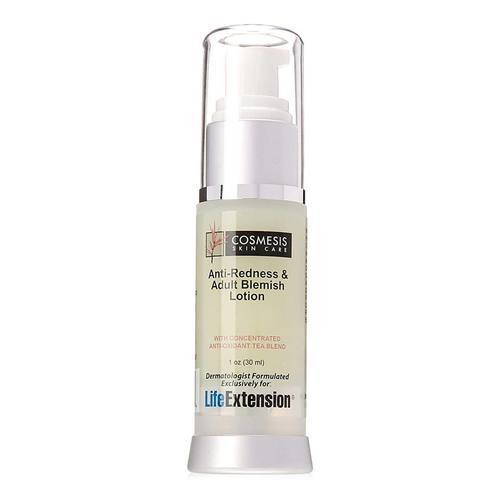 Life Extension Anti-Redness and Blemish Lotion – 1 fl oz