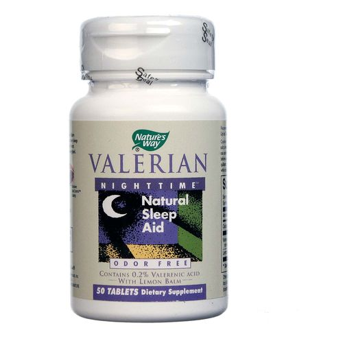 Nature's Way Valerian Nighttime – 320 mg – 50 Tablets