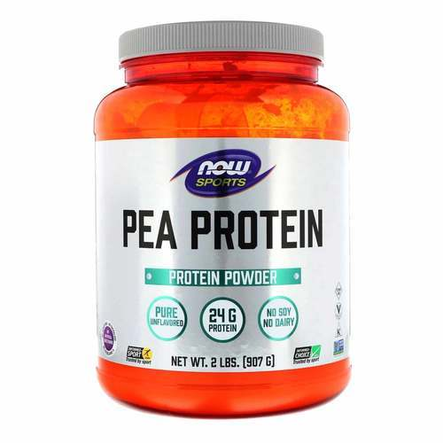 Now Foods Pea Protein Unflavored – 2 lbs (907 g)