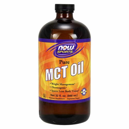 Now Foods MCT Oil Pure – 32 fl oz