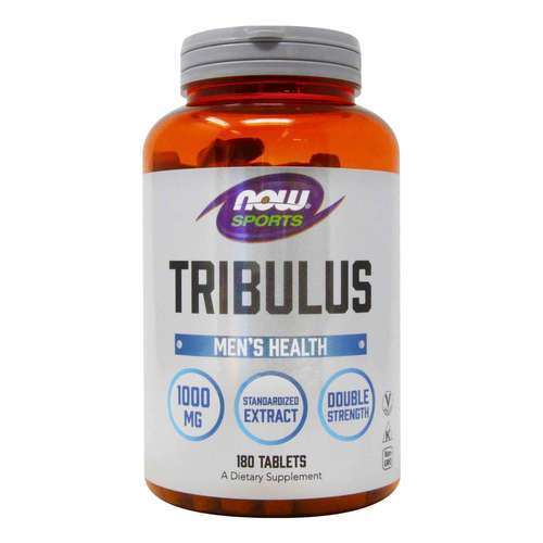 Now Foods Tribulus – 1000 mg – 180 Tablets