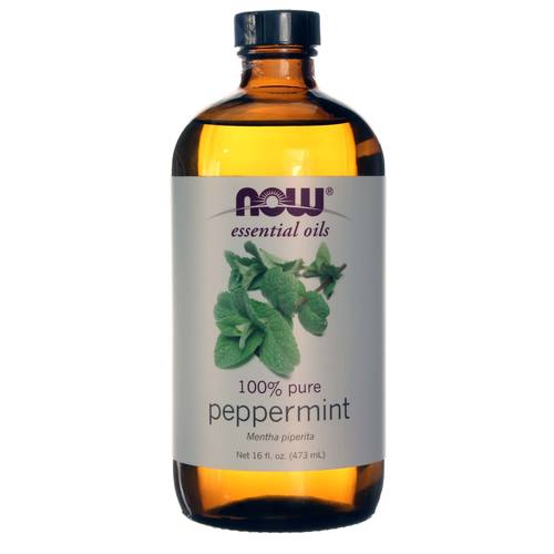 Now Foods 100% Pure Essential Oil Peppermint – 16 fl oz