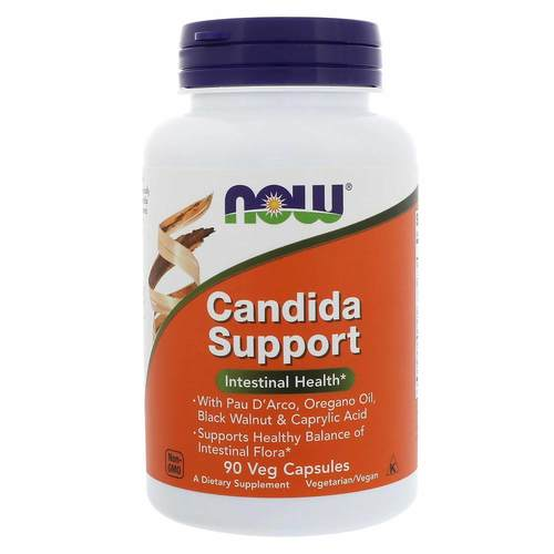 Now Foods Candida Support – 90 VCapsules