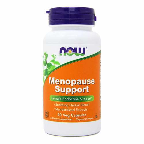 Now Foods Menopause Support – 90 Veg Capsules