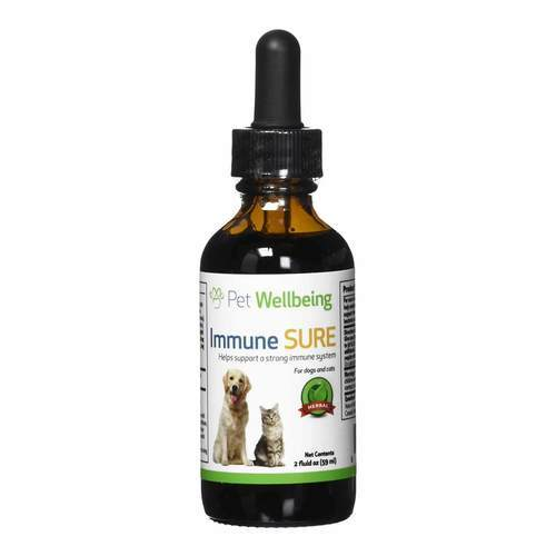 Pet Wellbeing Immune SURE for Dogs – 2 fl oz (59 ml)