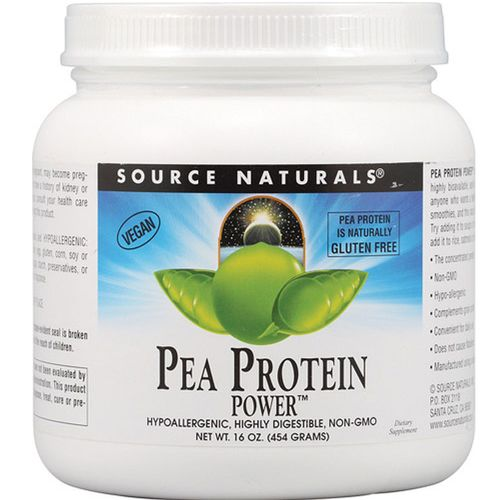 Source Naturals Pea Protein Power – 16 oz