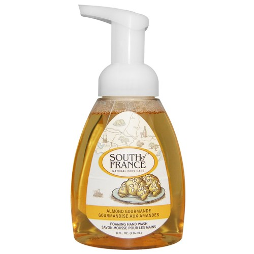 South Of France Foaming Hand Wash Almond Gourmande – 8 oz
