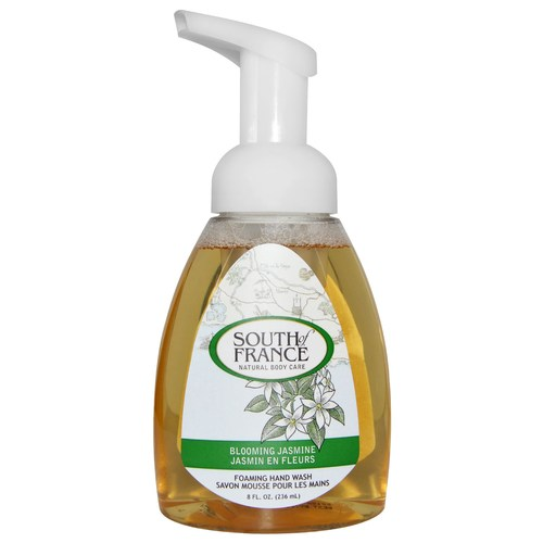 South Of France Foaming Hand Wash Blooming Jasmine – 8 oz
