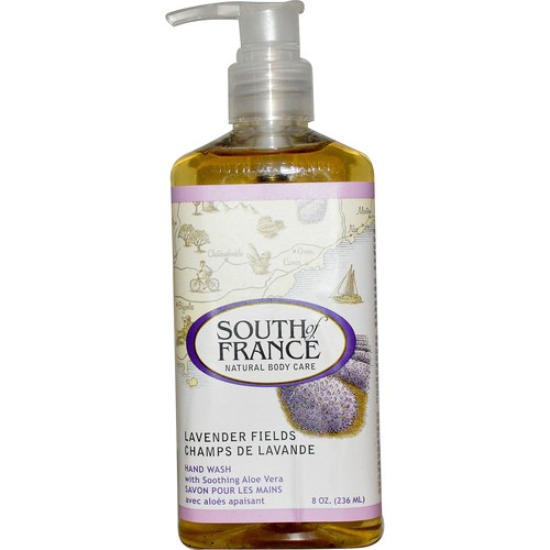 South Of France Hand Wash Lavender Fields – 8 oz
