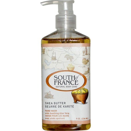 South Of France Hand Wash Shea Butter – 8 oz