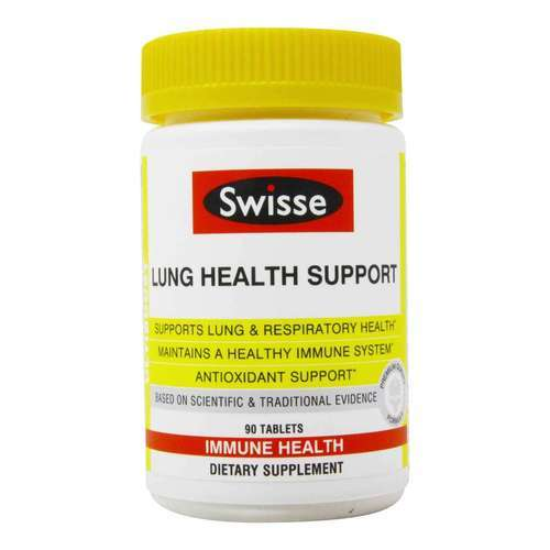 Swisse Lung Health Support – 90 Tablets