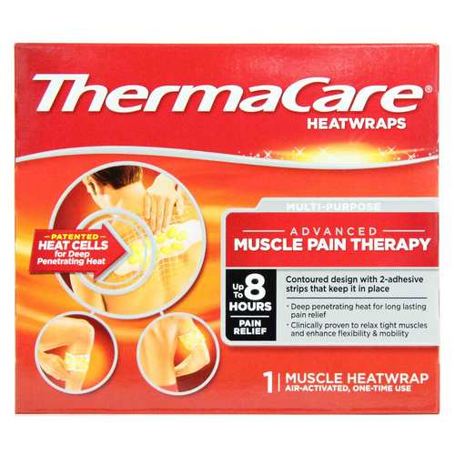 Thermacare Muscle and Joint Heat Wraps – 1 Heat Wrap