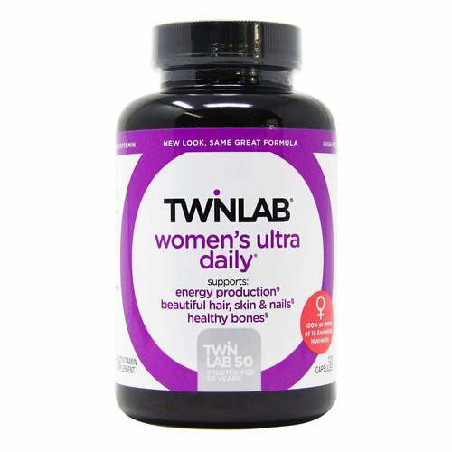 Twinlab Woman's Ultra Daily – 120 Capsules