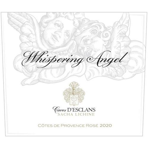 Wine Express – Whispering Angel 2020 Rose Cote De Provence, Caves D'Esclans