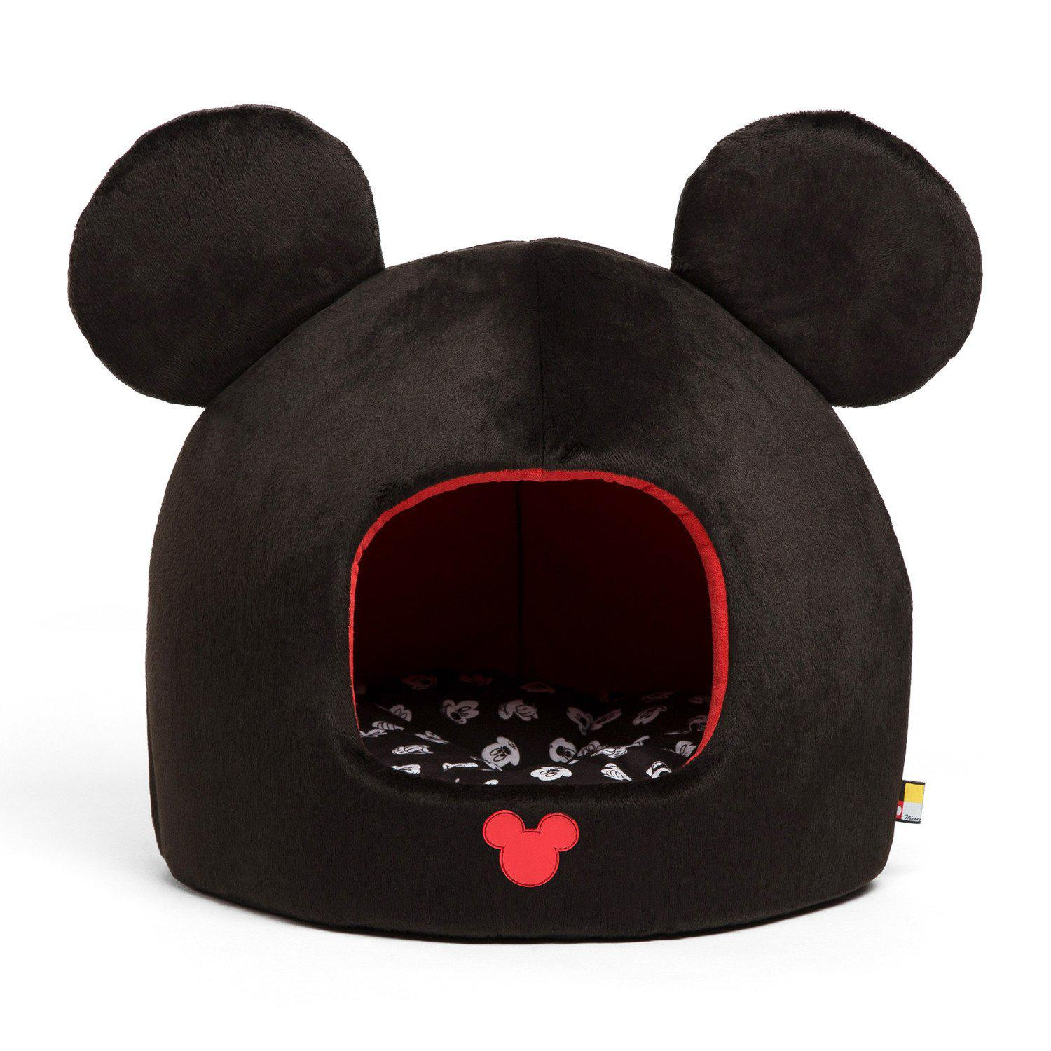 BaxterBoo – Disney Dome Pet Bed – Mickey Mouse