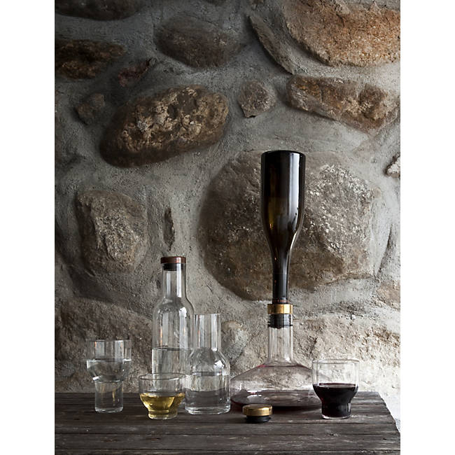 Wine Breather Carafe Deluxe – Gold