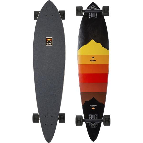 The House – Arbor Fish Artist Longboard Complete
