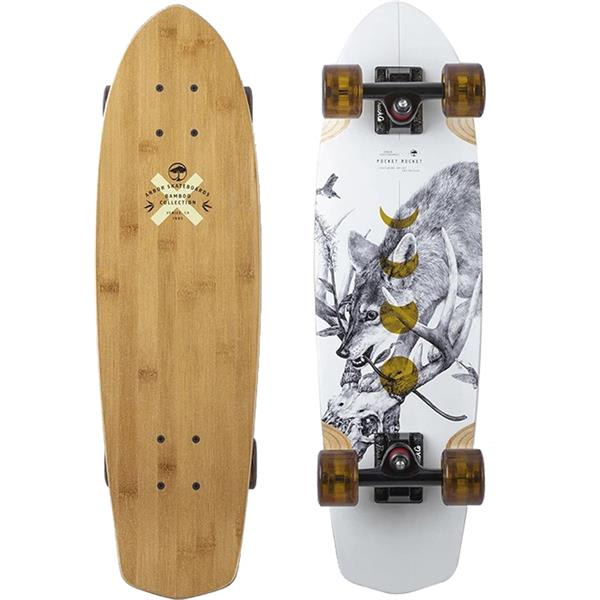 The House – Arbor Pocket Rocket Bamboo Cruiser Complete