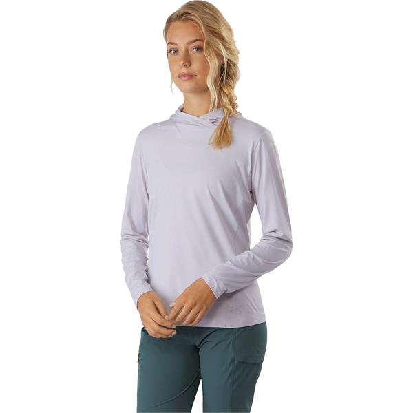 The House – Arc'teryx Remige L/S Hoody Shirt – Womens
