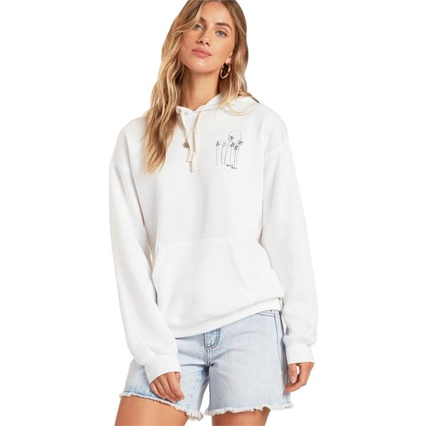 The House – Billabong Sun Kissed Pullover Hoodie – Womens
