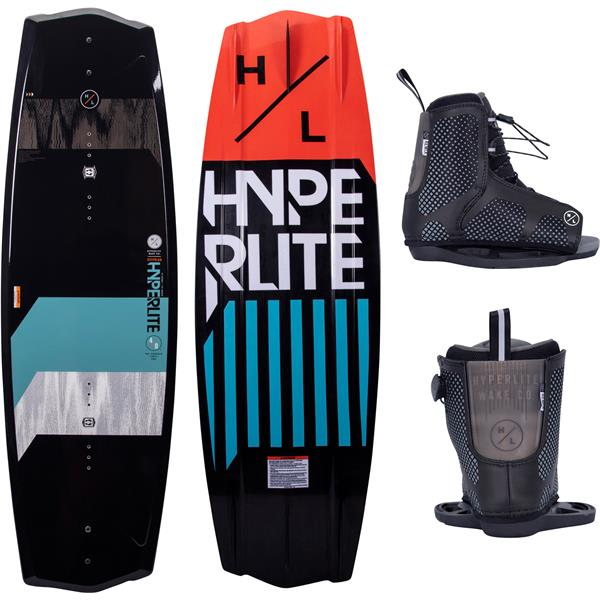 The House – Hyperlite State 2.0 Wakeboard w/ Remix Bindings