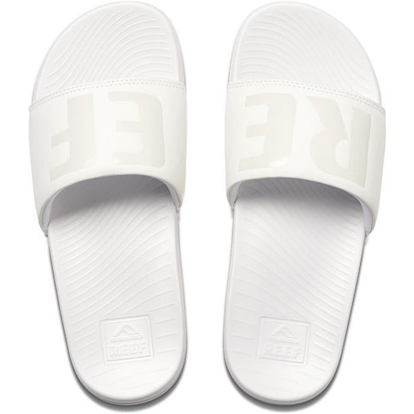 The House – Reef One Slide Sandals – Womens