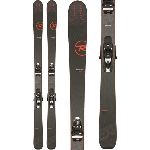 The House – Rossignol Experience 88 Ti Skis w/ SPX 12 GW Bindings
