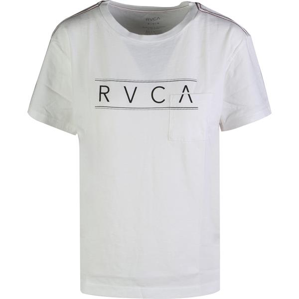 The House – RVCA Ave T-Shirt – Womens