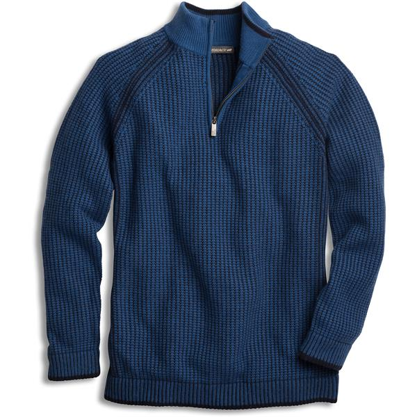 The House – Toad & Co Strahlhorn 1/4 Zip Sweater