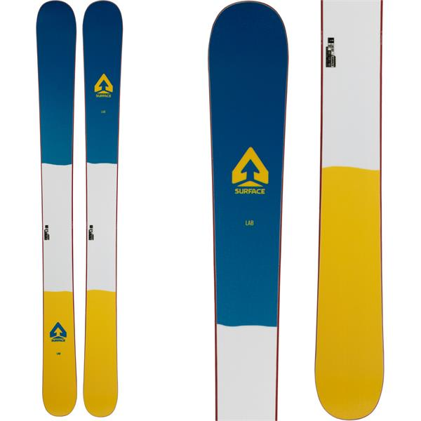 The House – Surface LAB Skis