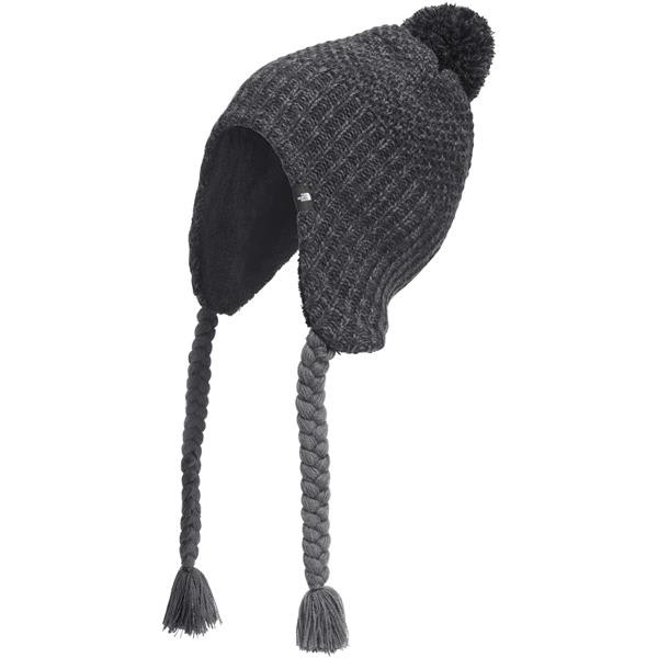 The House – The North Face Purrl Stitch Earflap Beanie – Womens