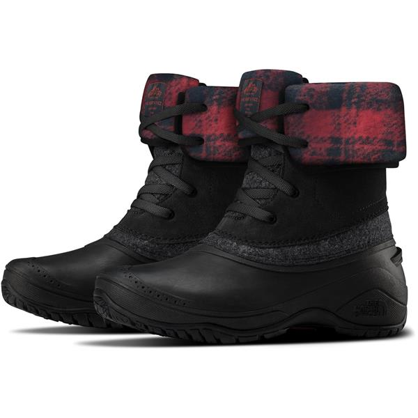 The House – The North Face Shellista II Roll-Down Boots – Womens