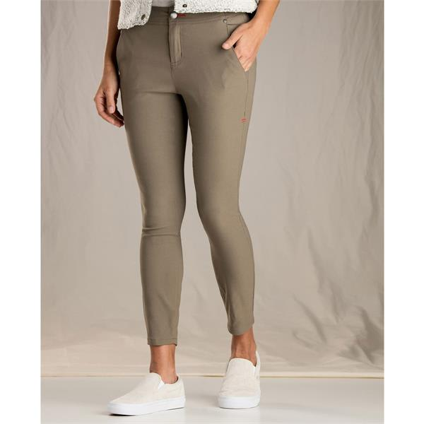 The House – Toad & Co Flextime Crop Chino Pants – Womens