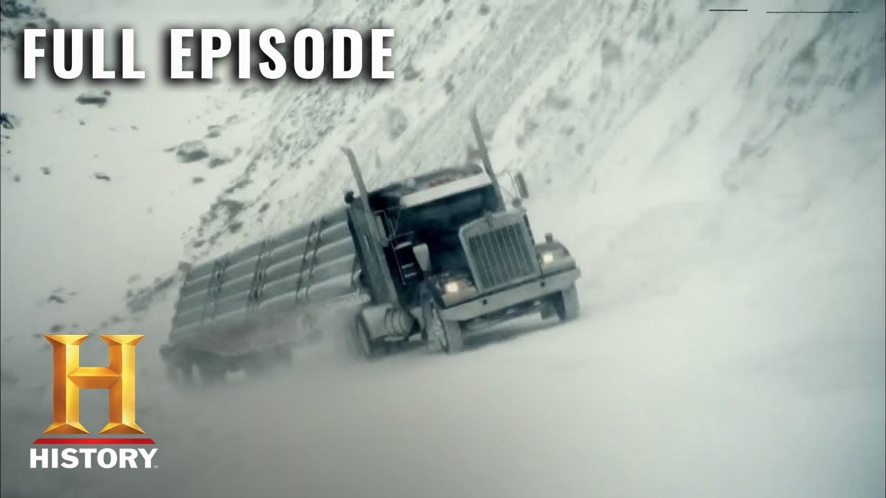 Ice Road Truckers – Full Episodes – Playlist