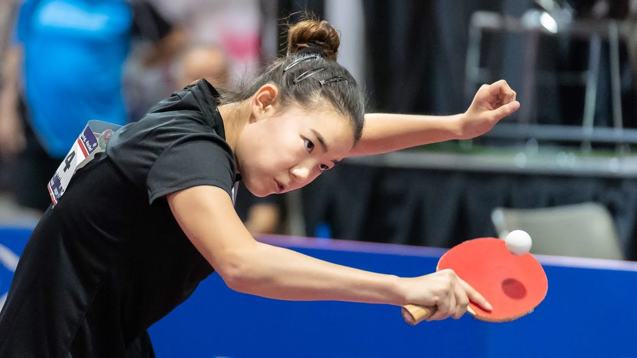 2019 US National Table Tennis Championships – Day 3 (Finals) – Table 1