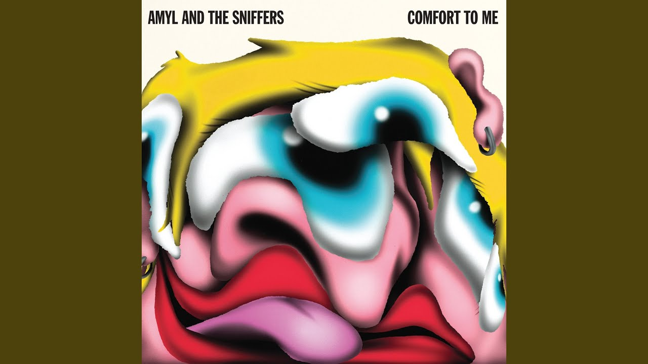 Comfort To Me – Amyl and the Sniffers – Album