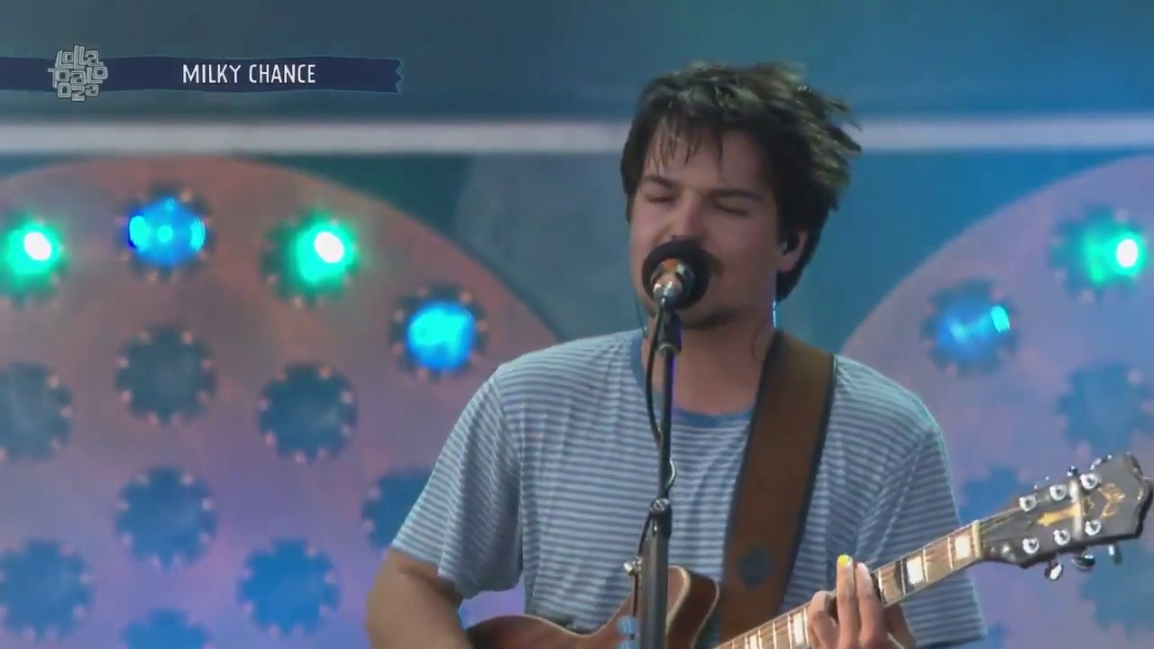 Milky Chance – Live at Lollapalooza