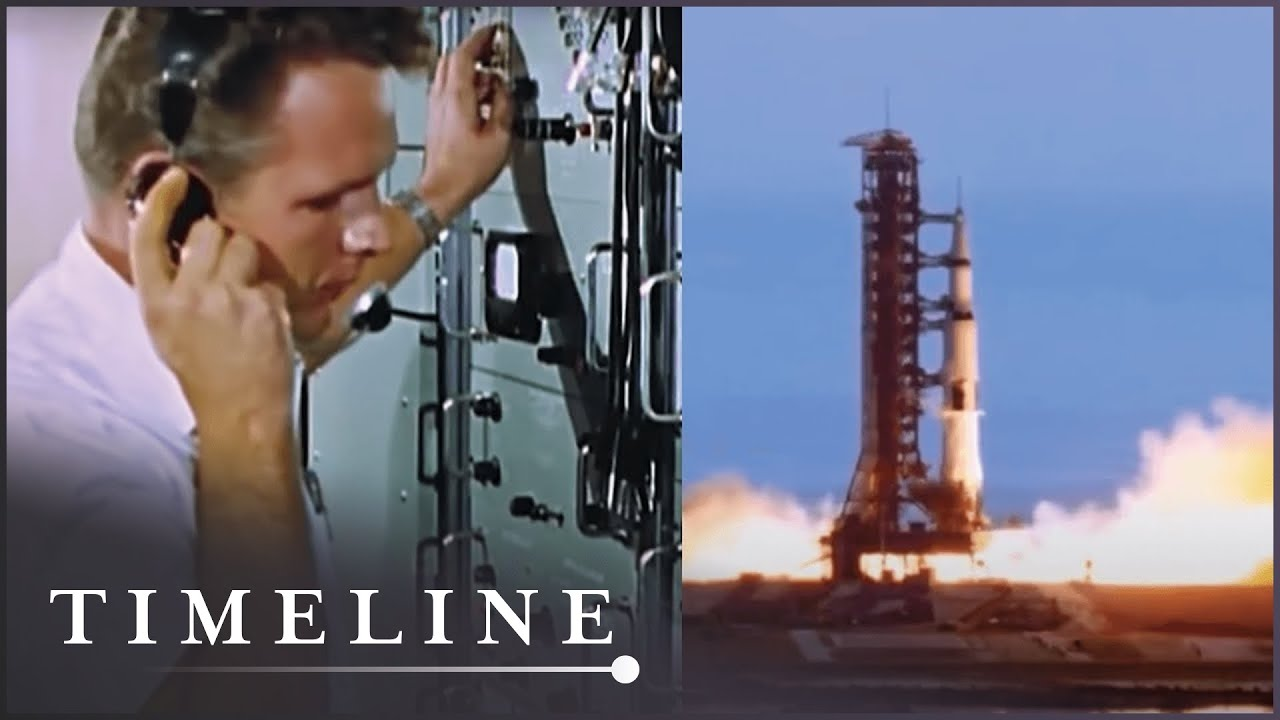The Rocket That Took Us To The Moon