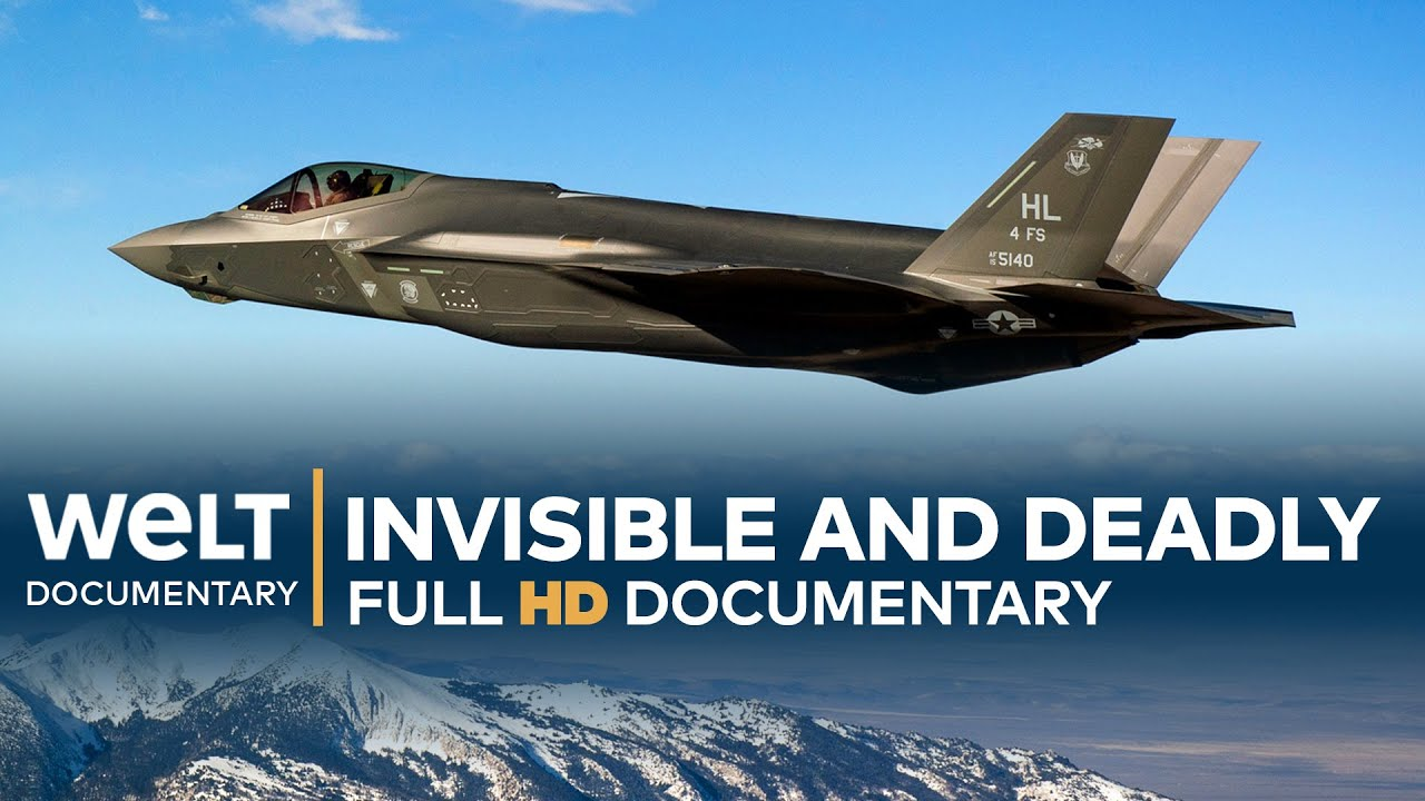 Stealth Technology – Invisible And Deadly   Full Documentary