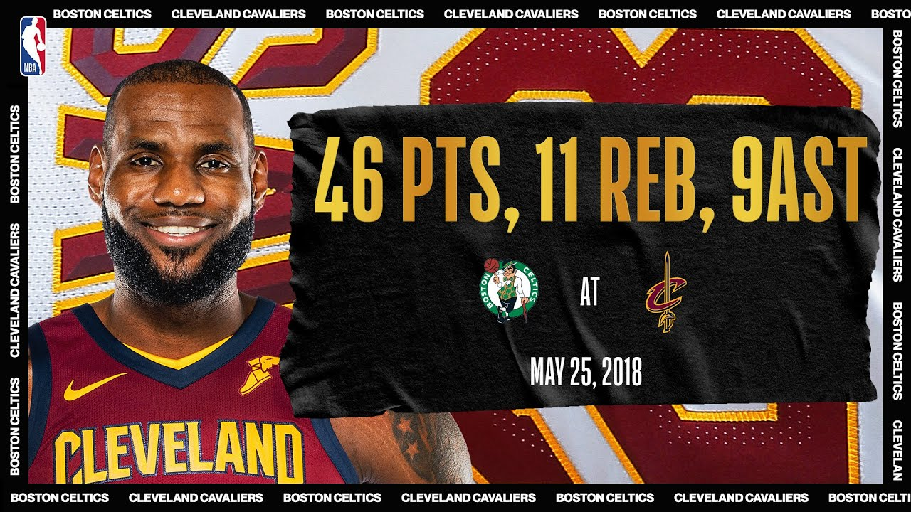 LeBron & Cavs Tie Series With MASSIVE ECF Game 6 Performance